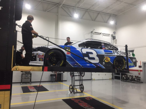 Richard Childress Racing Driver to Drive Famed No. 3 Car with Full Roland Wrap in the NASCAR Cup Series Race