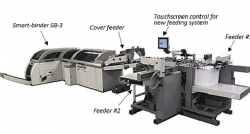 Customized IBIS Smart-binder installed at Lellyett and Rogers, USA