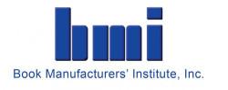 Book Manufacturer's Institute Announces New Event, Book Manufacturing Mastered