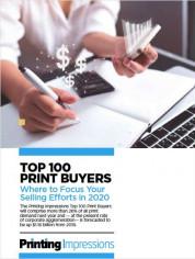 top 100 print buyers