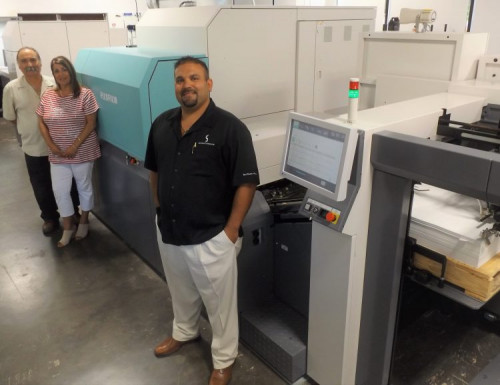 Spectrum Lithograph Expands Folding Carton Opportunities With Fujifilm J Press 720S