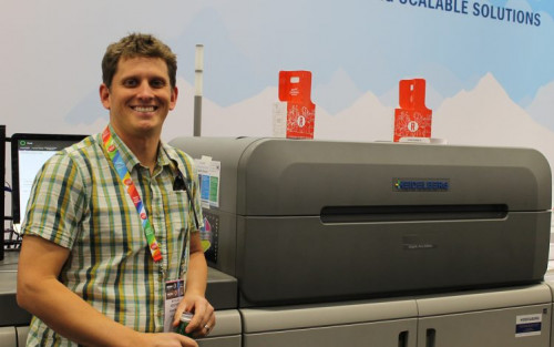 Riddle Press Now Offers Short-Run Packaging With Heidelberg's Versafire EP