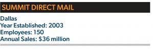 summit direct mail information