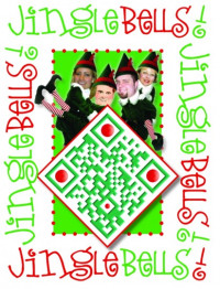 "It's the Holiday Season: QR Codes and the ""Holiday Spirit"""