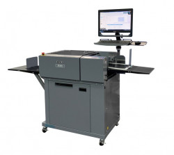 Duplo DC-618 Slitter Cutter Creaser will be shown at EFI Connect.