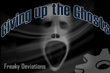 business deviations: Giving up the Ghosts