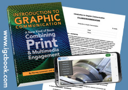 Clickable Paper-Enabled Book Adoptions Increase for Printing Education