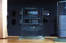 SGIA Opens 2020 Safety Recognition Award Program