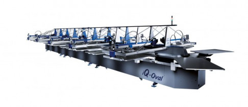 Memjet announced that MHM will incorporate its DuraFlex technology into the iQ Oval textile printing press.