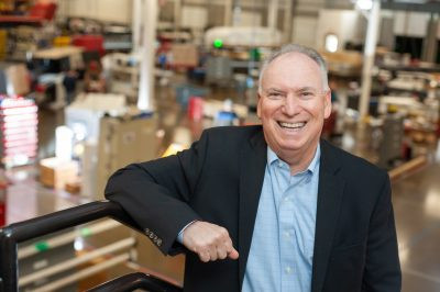 EFI CEO Jeff Jacobson on digital printing industry trends, growth opportunities for printers, private equity.