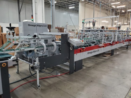 Coral Graphics Maintains Leading Edge With Two Ultra-Modern Koenig & Bauer Duran Omega Carton Folder Gluers