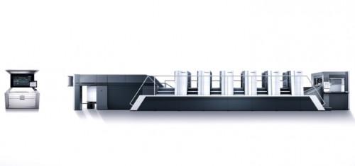 Elle Media Group Installs First Serial drupa Specification Speedmaster XL 106-5+L