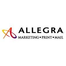 allegra marketing print mail logo