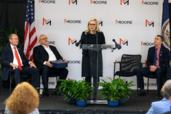 Moore has acquired formewr Colortree printing plant in Henrico, Va., and will; be hiring 239 new print workers.