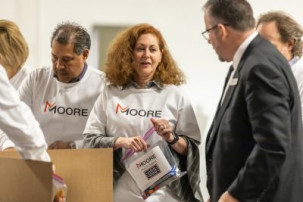 Moore has acquired the former Colortree printing and envelope manufacturing facility in Henrico, Va.