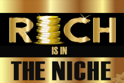 Rich is in the Niche