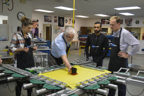 SGIA Offers Popular Workshops for Screen Printers this Spring