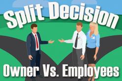 Split decision Owner