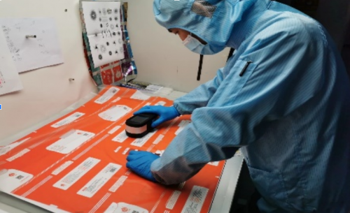 Graphics Printers and PSPs Mobilize Globally to Support Public Health
