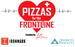 Ironmark Partners with Ledo Pizza, Delivers Meals to Healthcare Teams