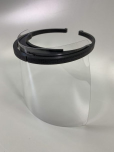 Hatch Exhibits is producing protective face shields during the COVID-19 pandemic.