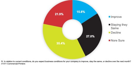 Figure 2: Business Expectations Over the Next Month
