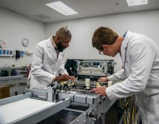 Memjet DuraFlex inkjet printing technology