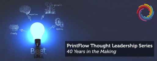 A new webinar series will highlight the advancements of EFI PrintFlow software.
