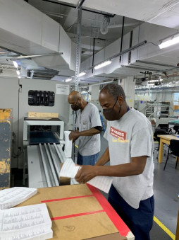 GPO Plant Operations During Coronavirus