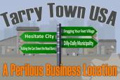 Perilous Business location