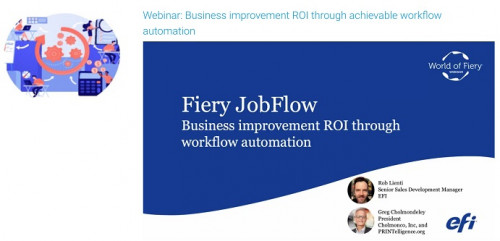 EFI Fiery Takes the Lead to Prepare Customers for Faster Recovery