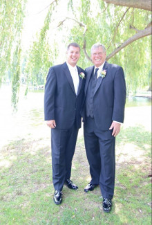 Continuing three generations of family leadership, Bob Titus recently named his son, Nick Titus (left), president.