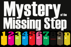 Mystery of the missing step
