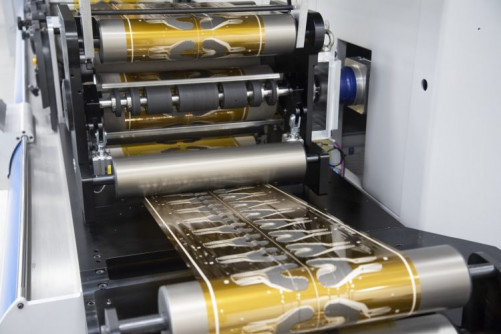 Heidelberg is investing in the production of printed and organic electronics, which offers billion euro market potential.