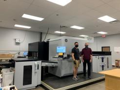 L+L Printers has adopted new HP Indigo 15K Digital Press technology.