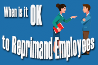 Usually employee mistakes are due to bosses errors and miscommunication.