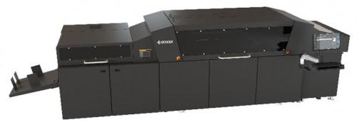 Scodix Ultra 3000, aimed at the W2P market.