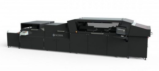 Scodix Ultra 2000, aimed at the commercial and specialty markets