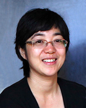 Cal Poly Graphic Communication Professor Xiaoying Rong