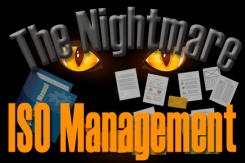 ISO Management Nightmare