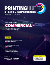 PRINTING United Digital Experience Day 3 Commercial
