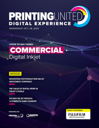 2020 PRINTING United Digital Experience Day 3 Cover