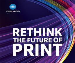 Konica Minolta PRINTING United Digital Experience