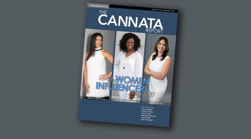 Heather Poulin (right), VP, marketing, production printing, Ricoh USA, was featured on the cover of The Cannata Report's Annual Women Influencers issue.
