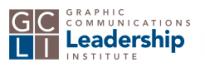 Graphic Communications Leadership Institute (GCLI) logo