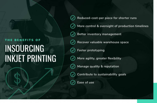 benefits of insourcing inkjet printing