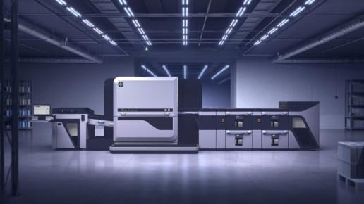 HP Indigo 100K Digital Press