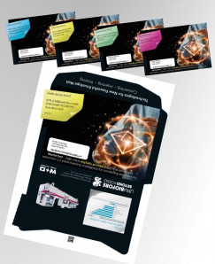 1:1 personalized data driven digitally printed direct mail envelope packages are now a reality