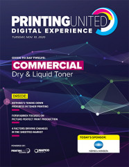 Dry and Liquid Toner day at PRINTING United Digital Experience