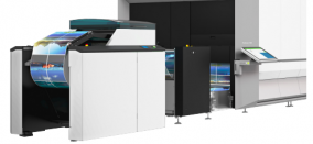 Canon ProStream 1800 Continuous-Feed Inkjet Press.